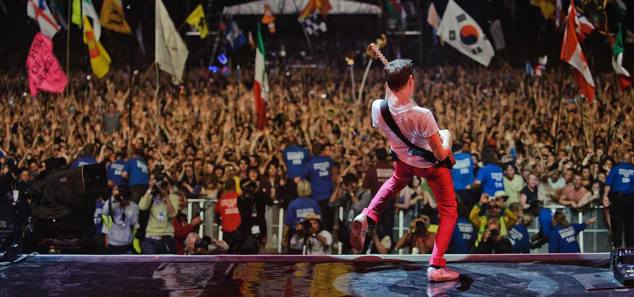 Muse // Glastonbury Festival 2010