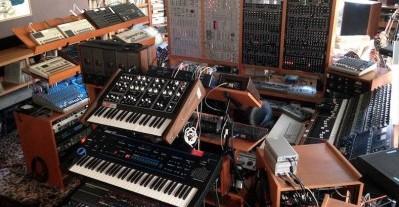 john_frusciante_studio