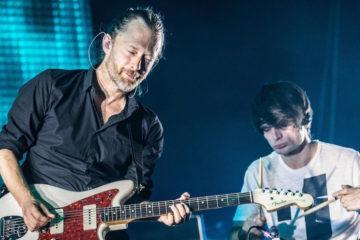 Radiohead Performs At POPB