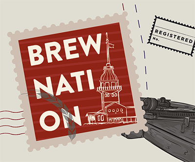 Brew Nation sidebar