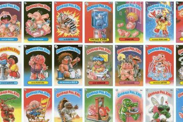 GPK Cards Lot