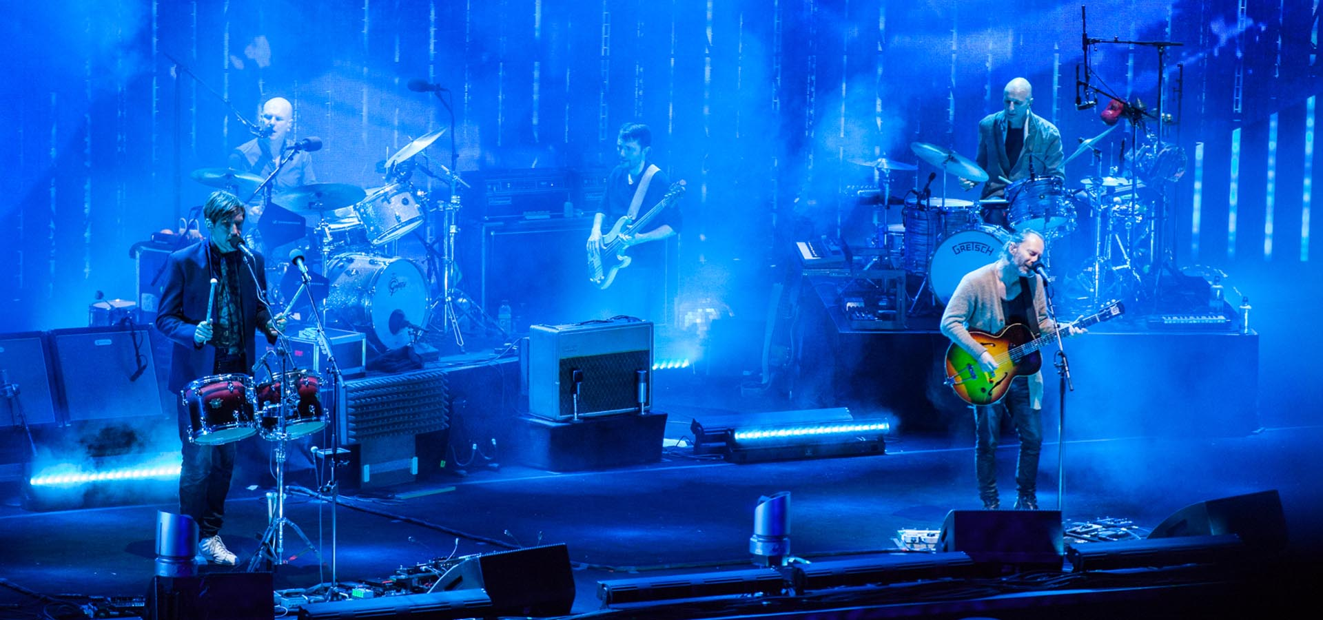 Radiohead Coachella 2017