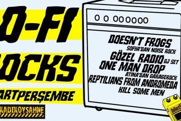 lo-fi rocks