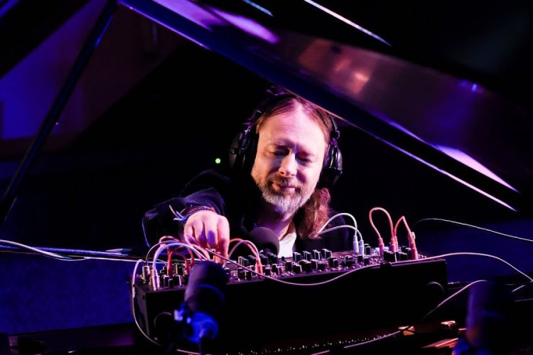 Thom Yorke-BBC Radio 6