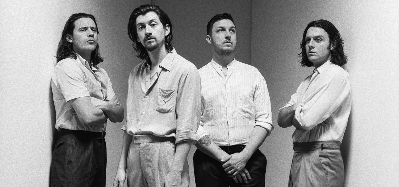 """Daily Beating: Arctic Monkeys - """"Four Out Of Five"""""""